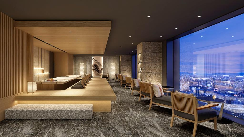 THE BLOSSOM HAKATA Premier專屬休息室