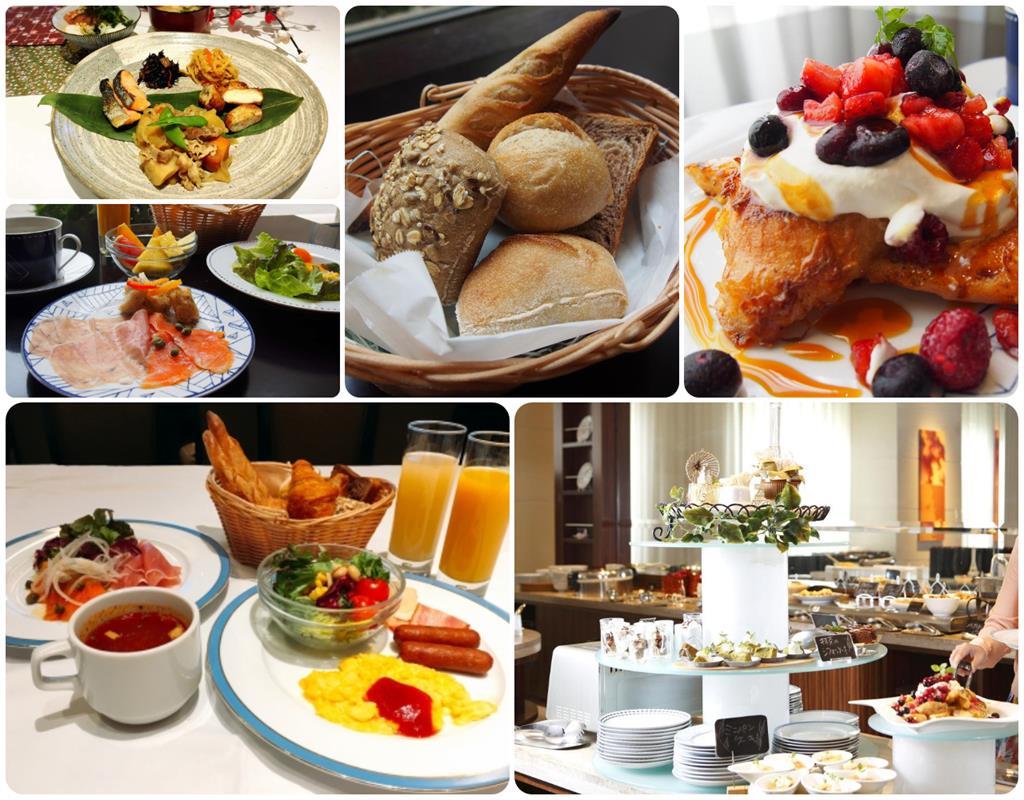 福岡皇家花園飯店早餐