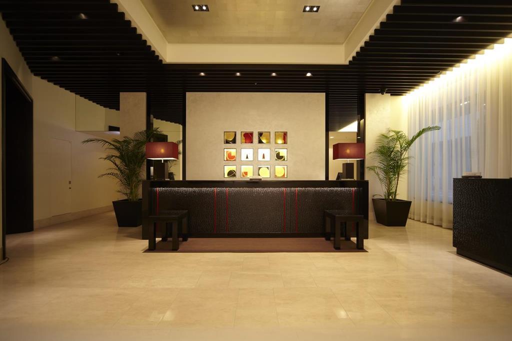 福岡飯店推薦皇家花園飯店大廳