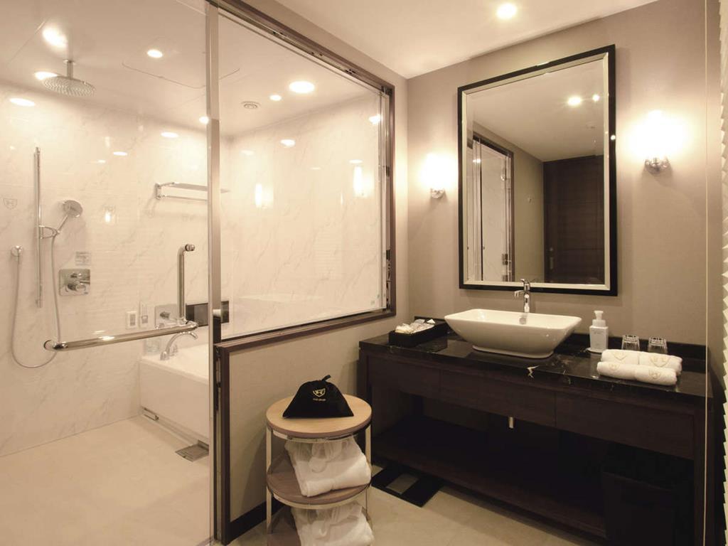 福岡皇家花園飯店房間衛浴