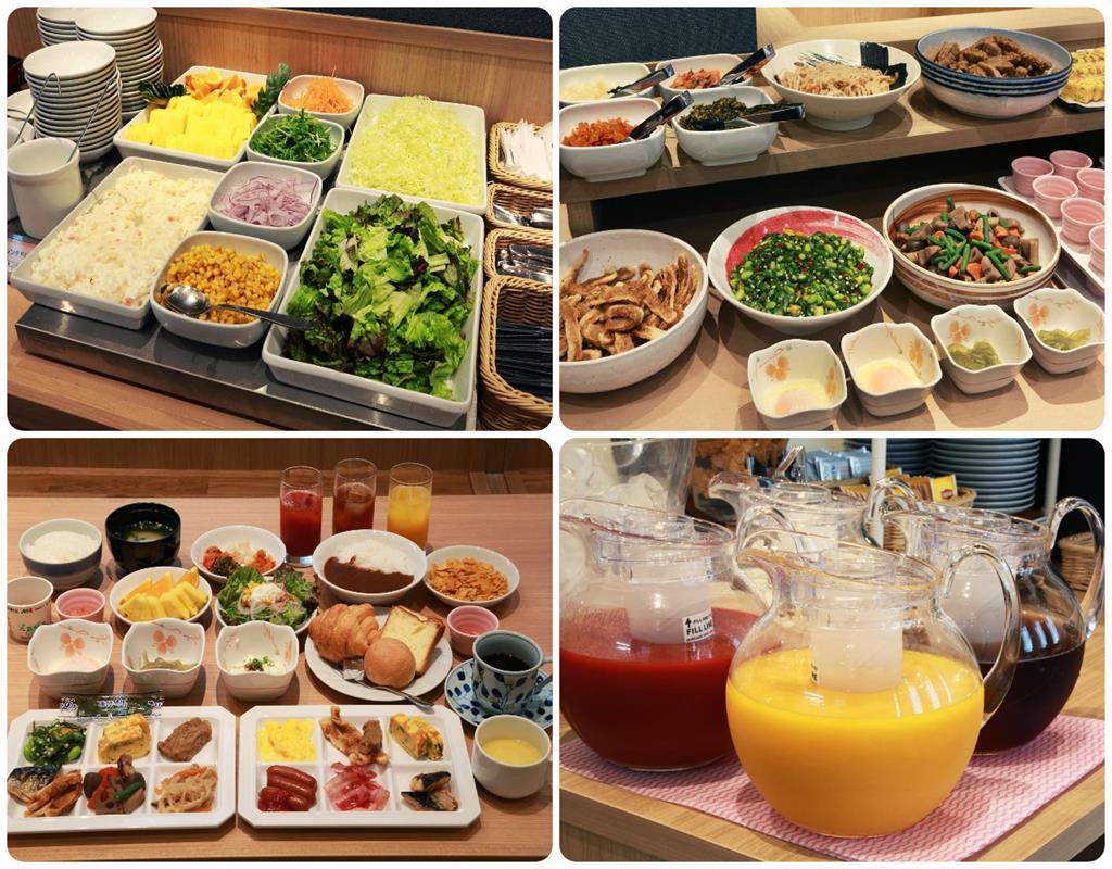 博多飯店東急Stay早餐