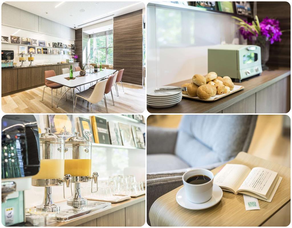 博多Hotel Wing新幹線口店簡易早餐