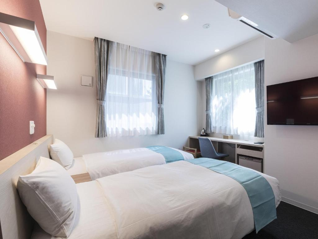 博多Hotel Wing新幹線口店雙床房