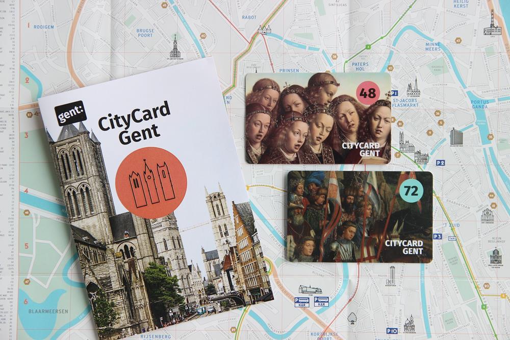 根特城市卡(CityCard Gent)