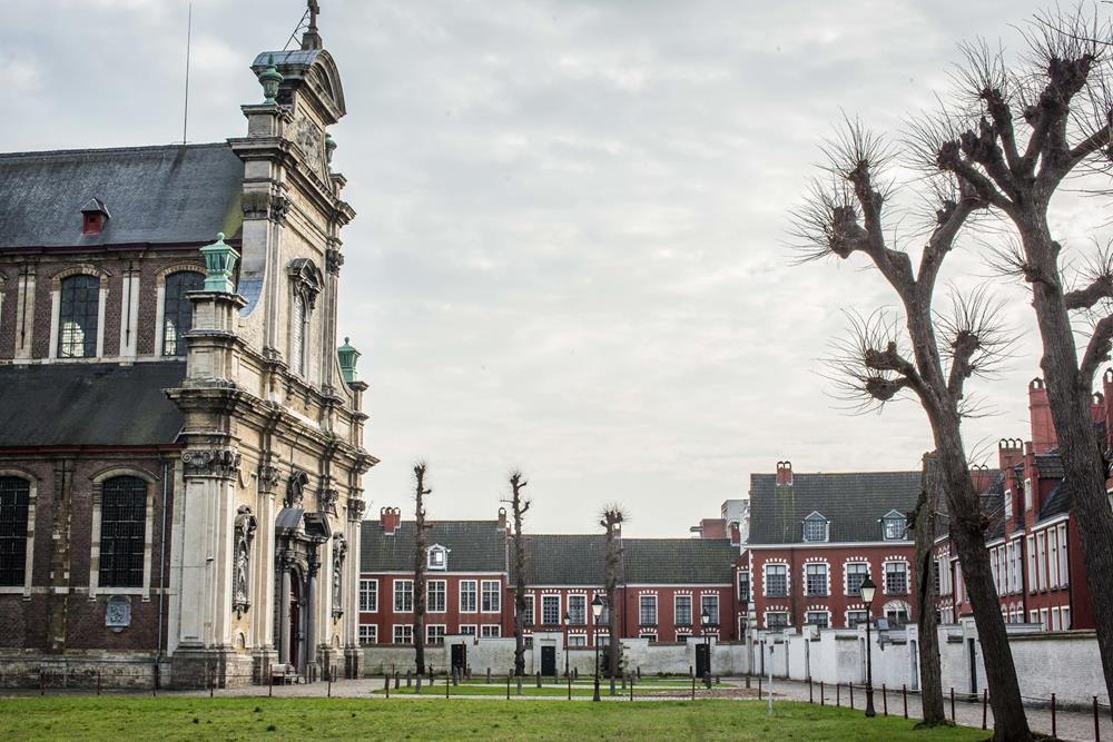 根特小貝安居會院(Our-Lady Ter Hooyen)