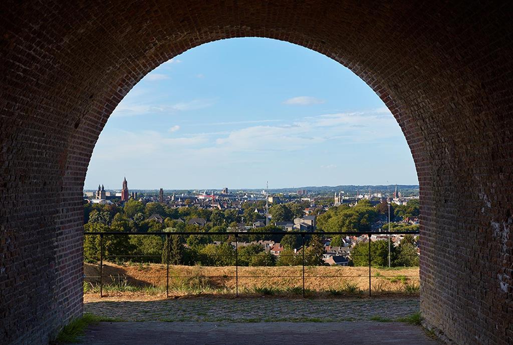 馬斯垂克聖彼得堡壘眺望景色