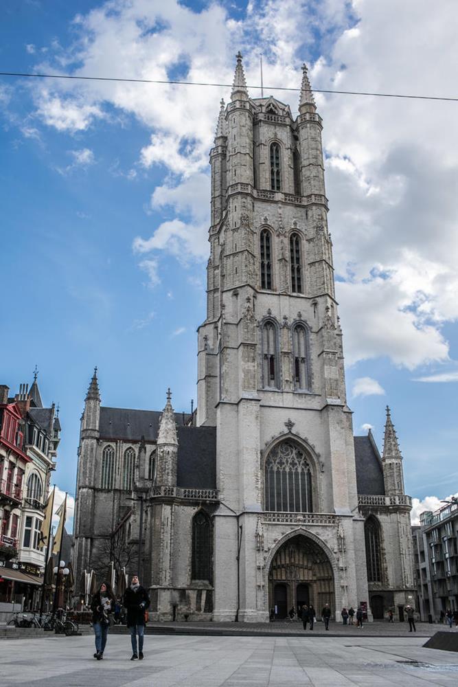 根特聖巴夫主教堂