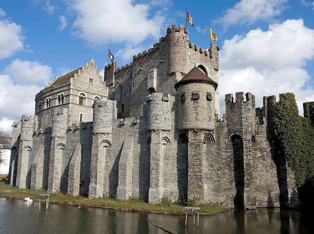 根特伯爵城堡(Gravensteen)