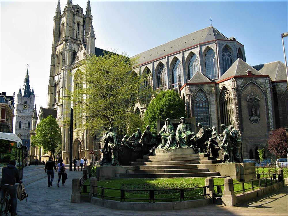 根特景點聖巴夫主教堂