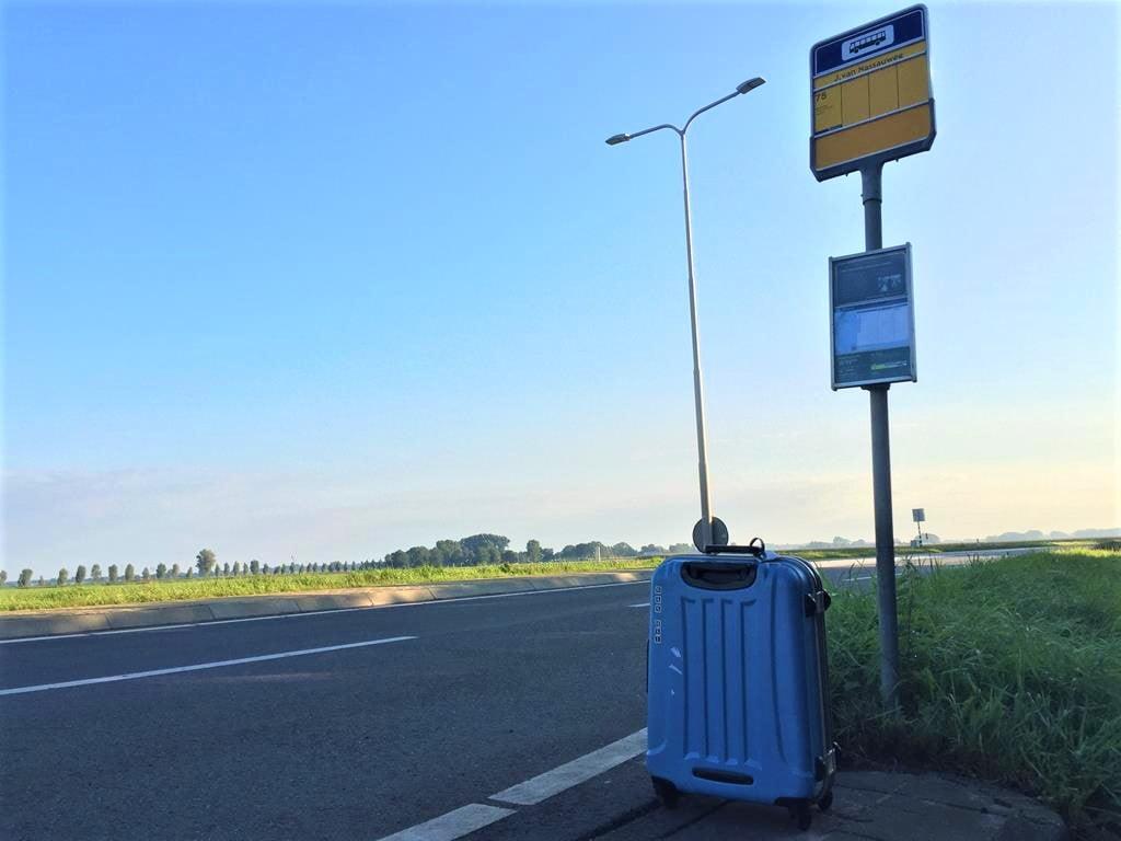 Pension Hoeve Duvenvoorde前75號公車站牌