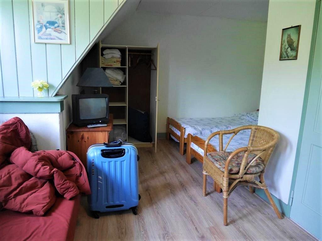 Pension Hoeve Duvenvoorde雙床房