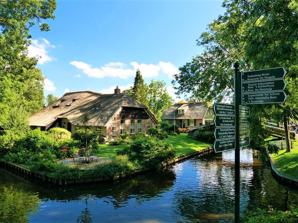 荷蘭羊角村