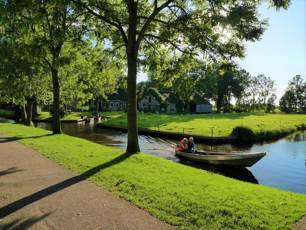 荷蘭羊角村自由行
