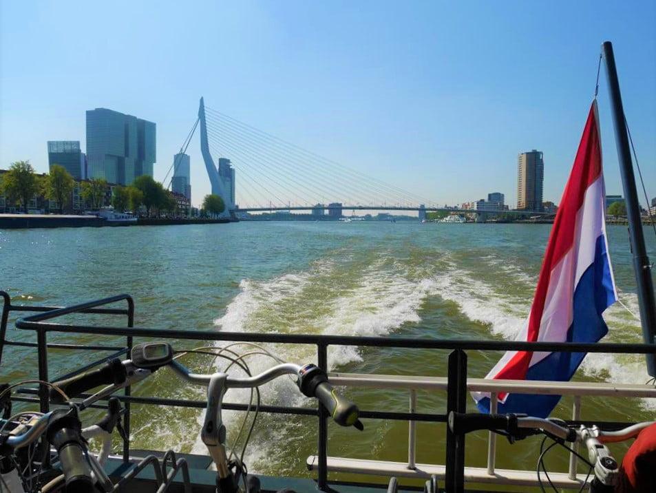 鹿特丹Waterbus