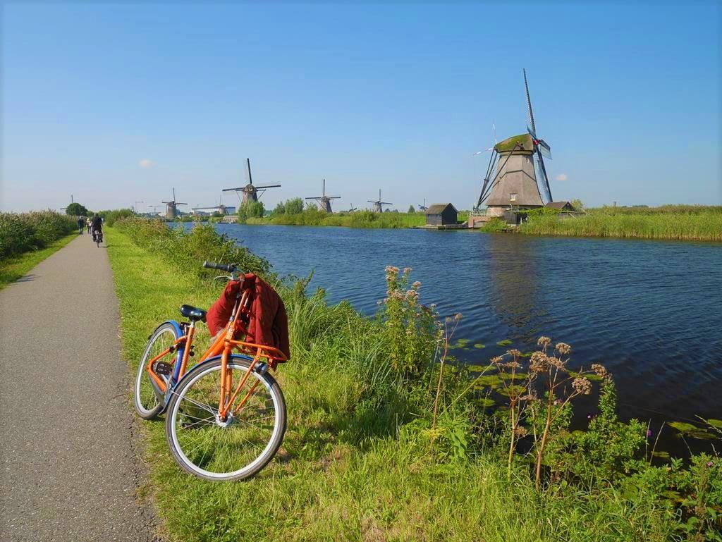 荷蘭小孩堤防