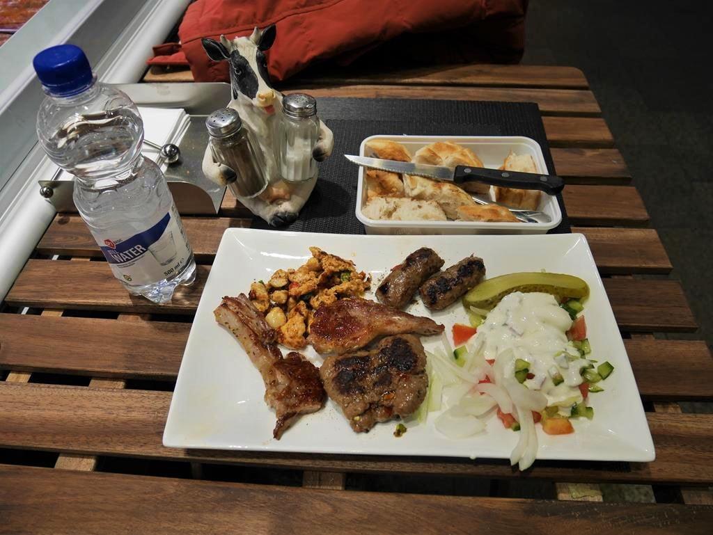 鹿特丹Markthal市場晚餐
