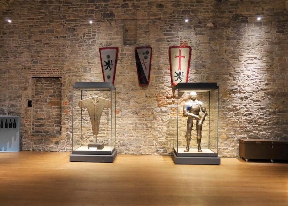 根特伯爵城堡博物館