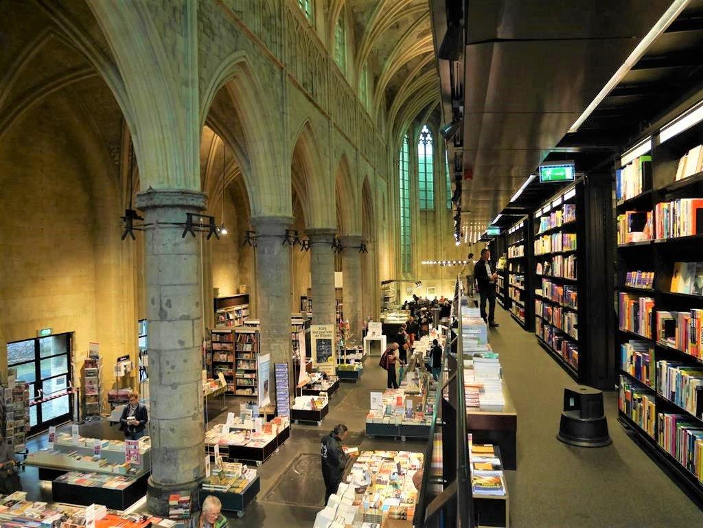 馬斯垂克天堂書店