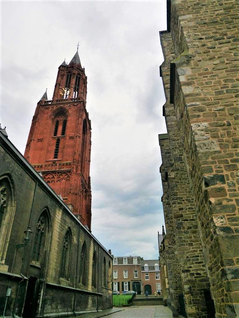 馬斯垂克聖約翰教堂高塔