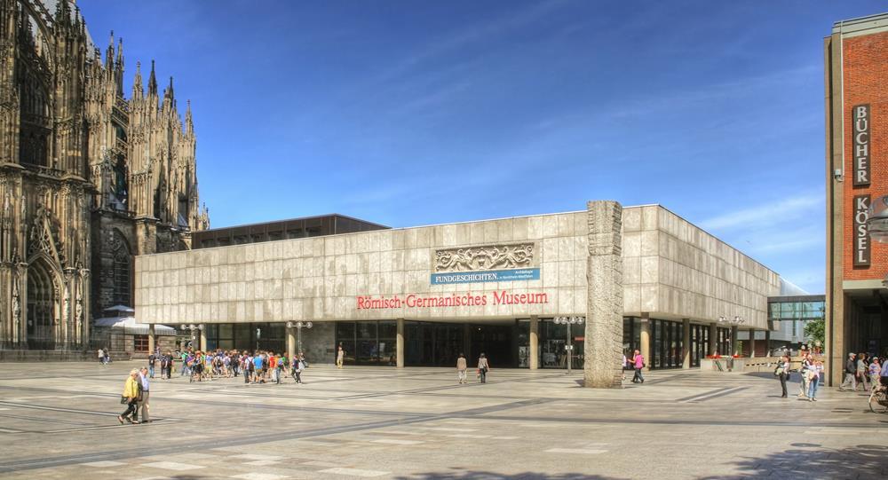 科隆自由行羅馬-日耳曼博物館