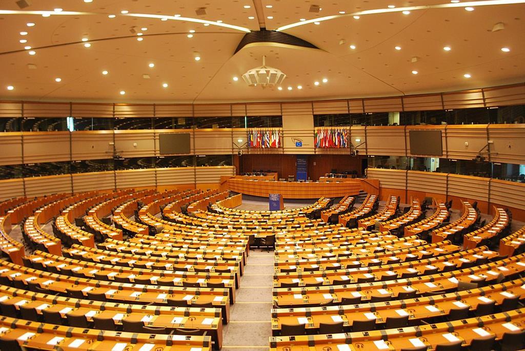 歐洲議會半圓議會廳