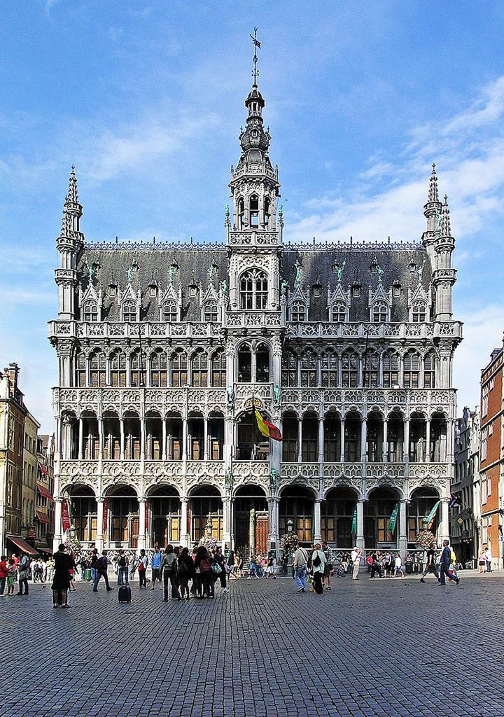 布魯塞爾國王之家