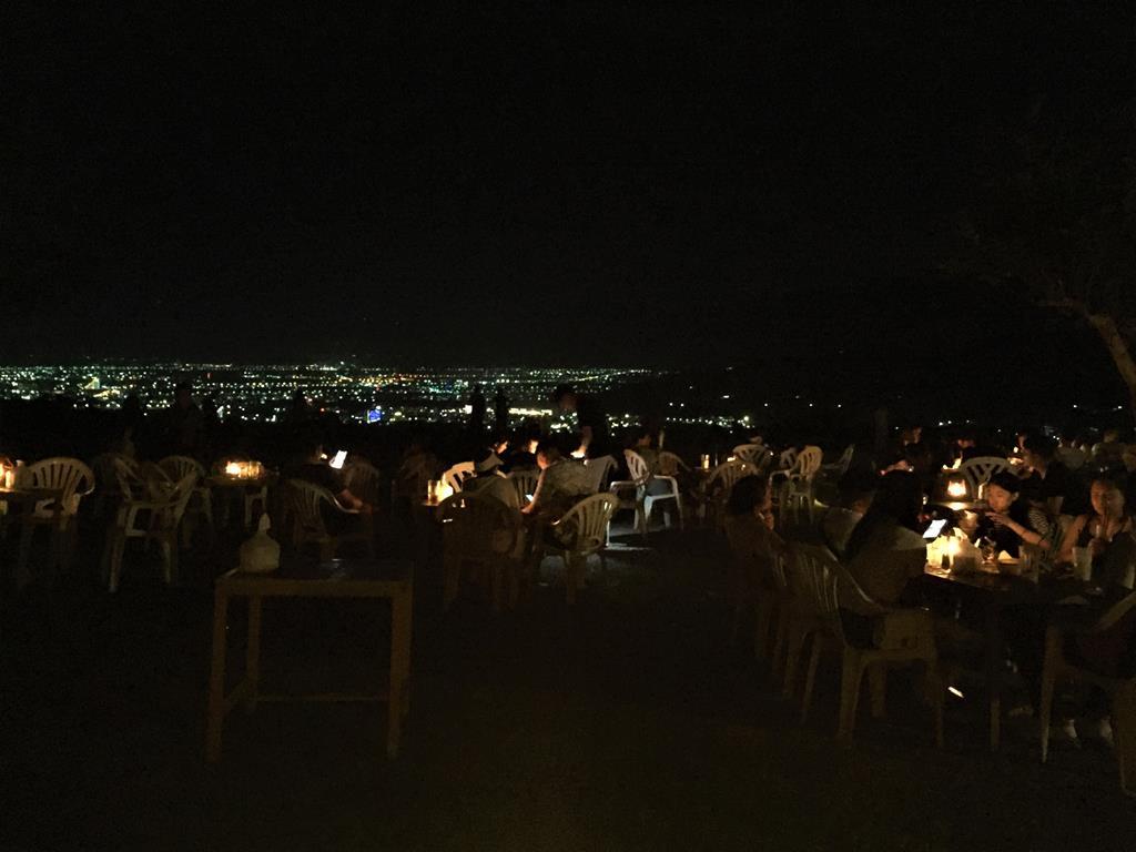 台東夜晚景點星星部落景觀咖啡