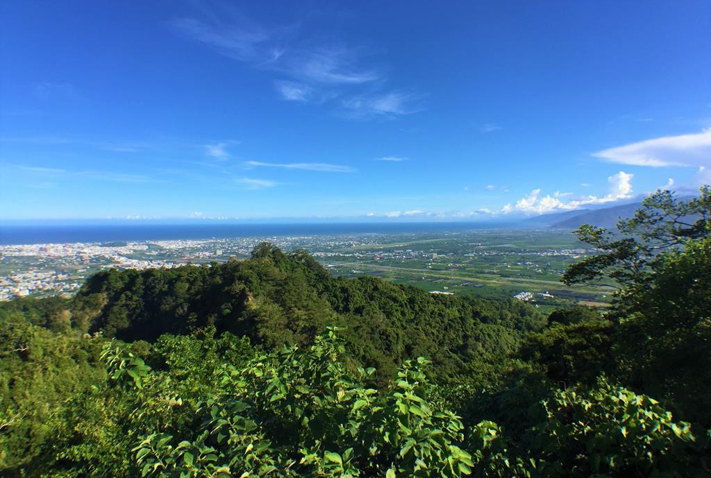 頂岩灣四格山絕佳視野