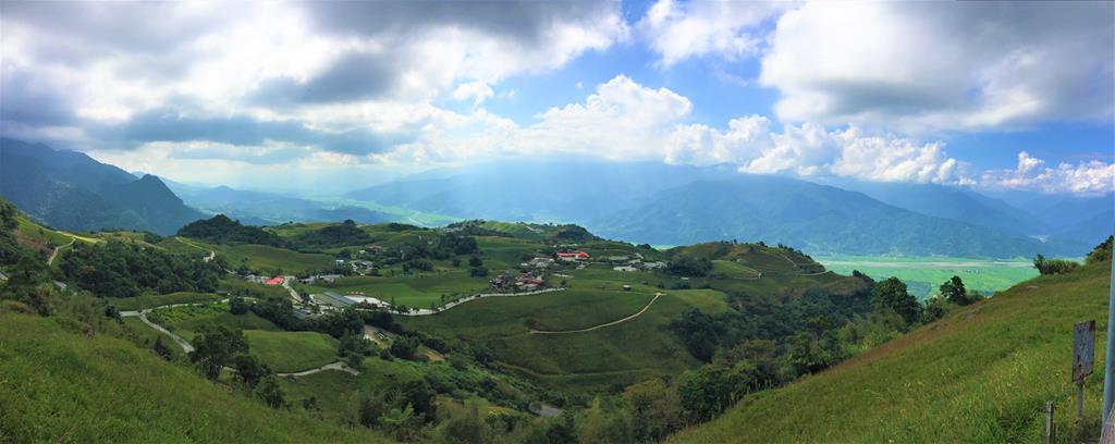 六十石山台灣小瑞士