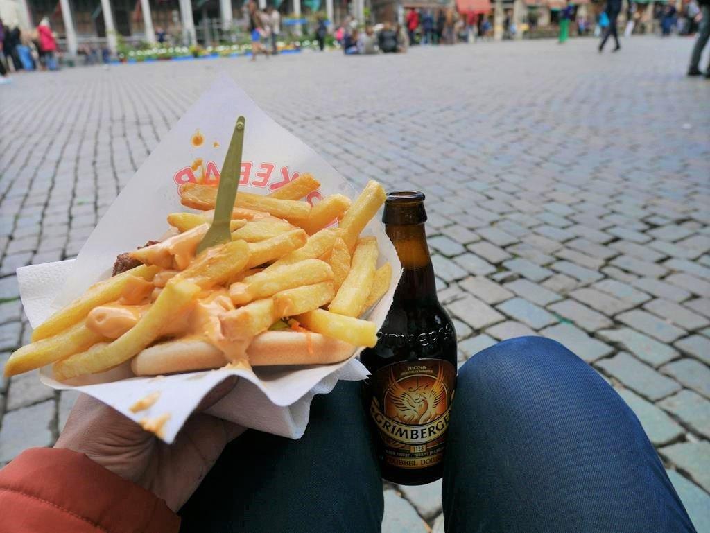 比利時薯條