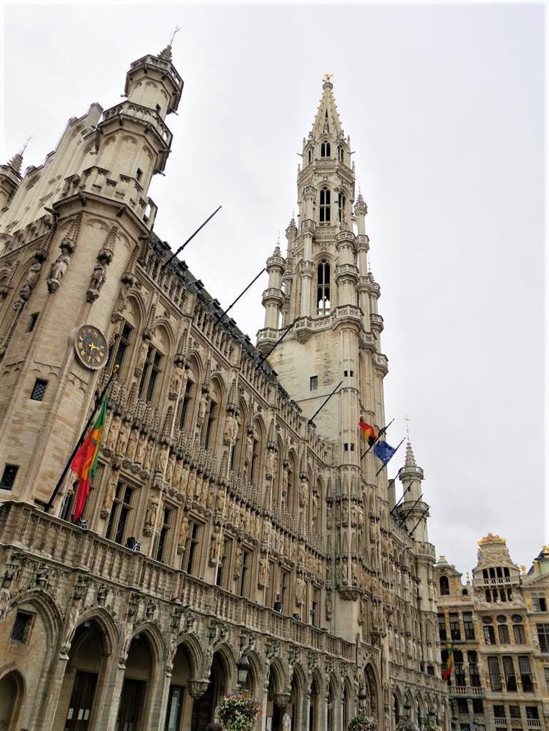 布魯塞爾景點市政廳