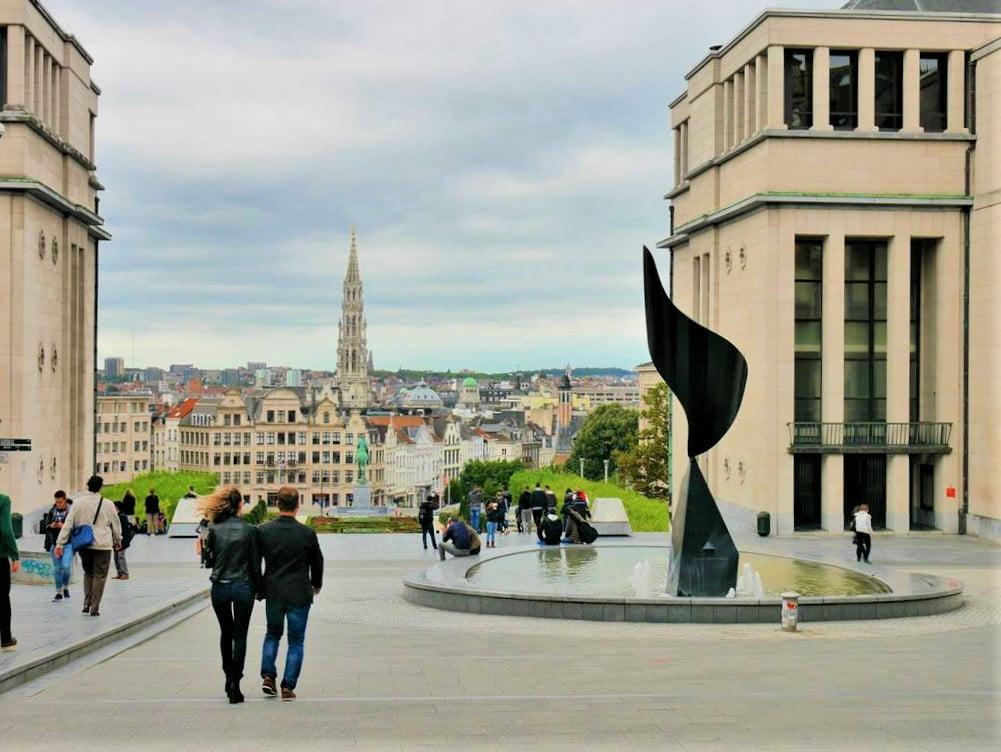 布魯塞爾景點藝術之丘