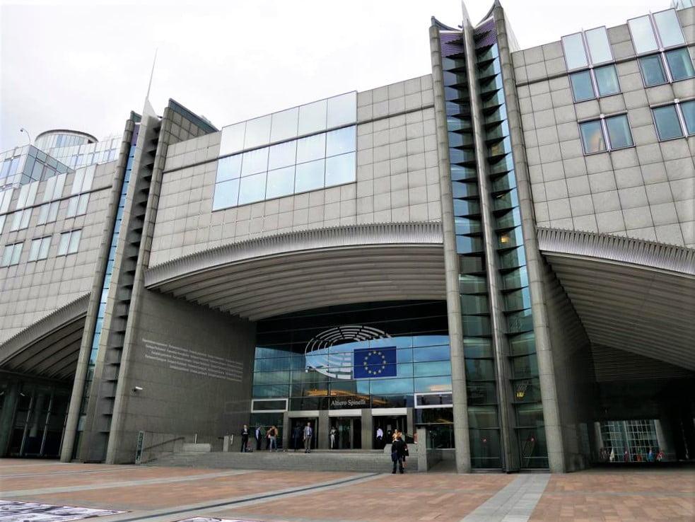 布魯塞爾歐洲議會辦公大樓