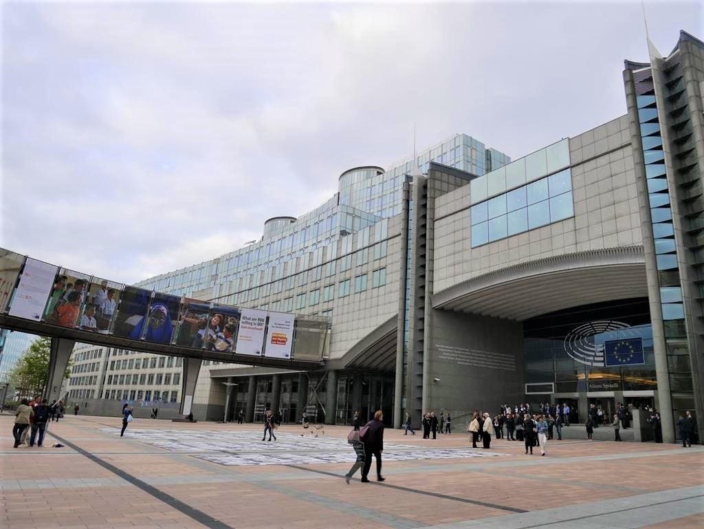 布魯塞爾自由行歐洲議會