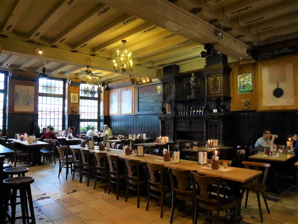 科隆Haxenhaus餐廳