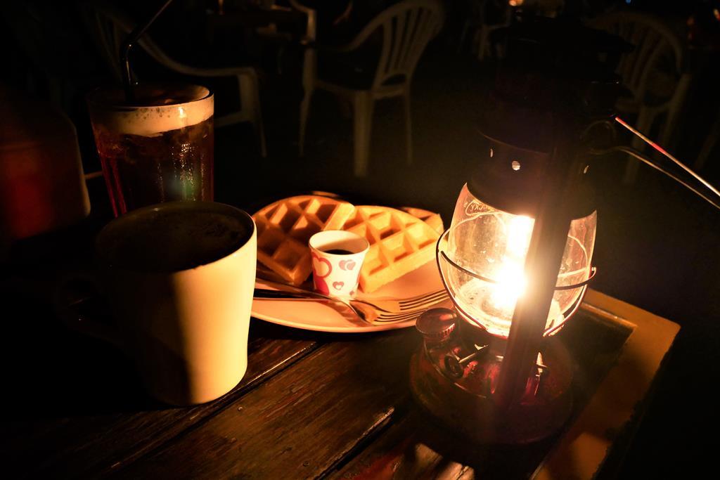 星星部落景觀咖啡餐點