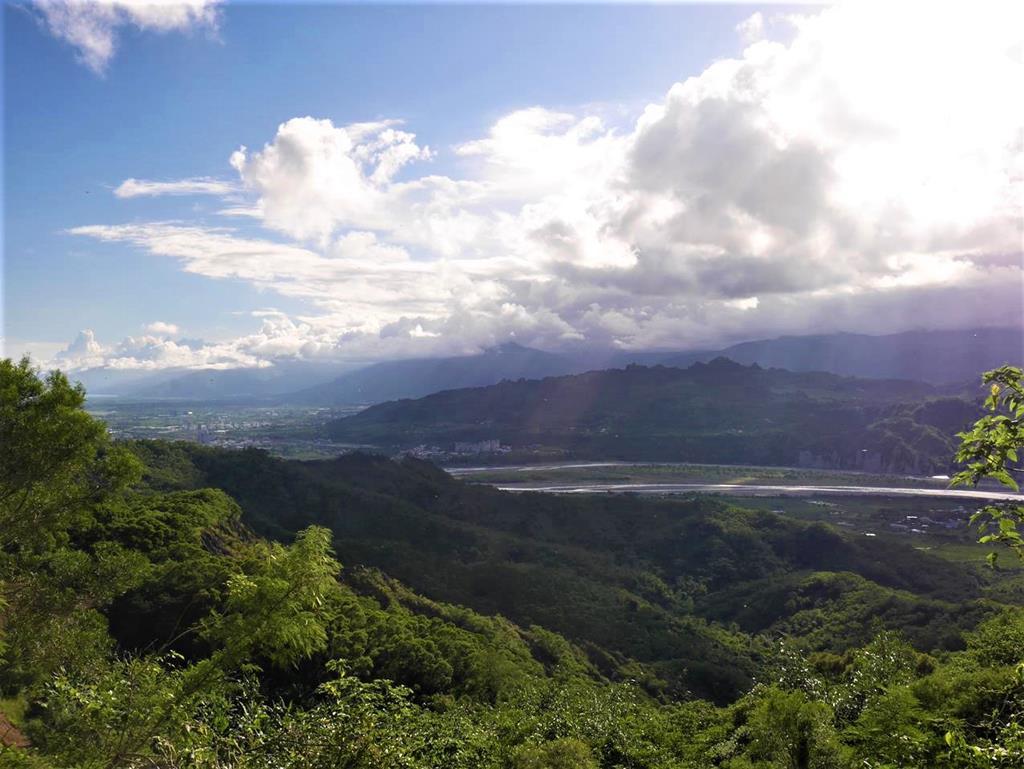 台東山線景點富源觀景平台