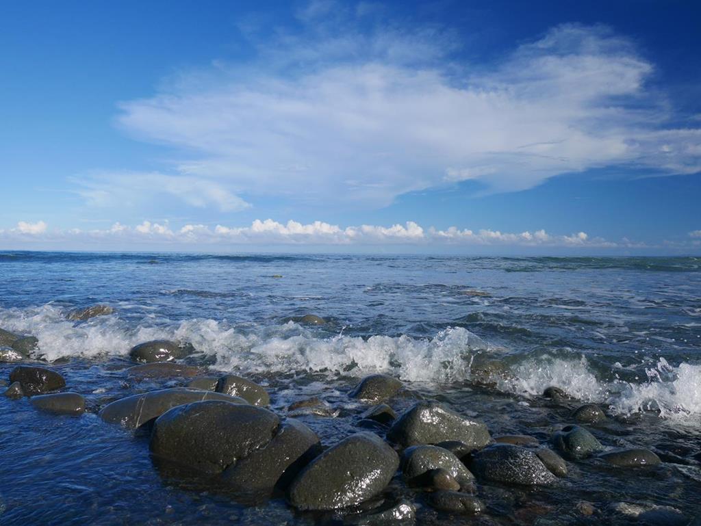 台東祕密景點東河沙灘