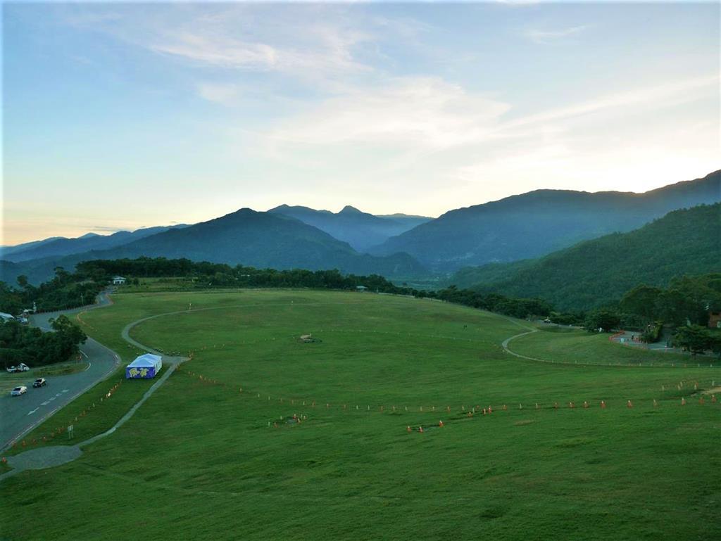 台東山線景點鹿野高台