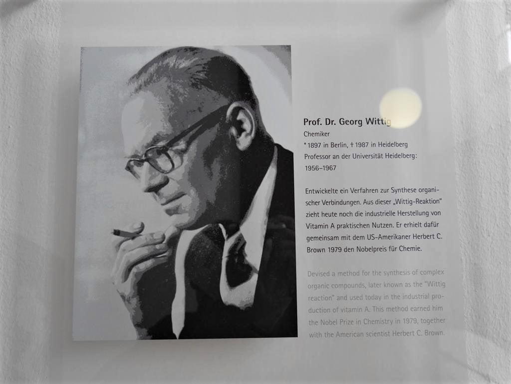 1979年諾貝爾化學獎得主Georg Wittig