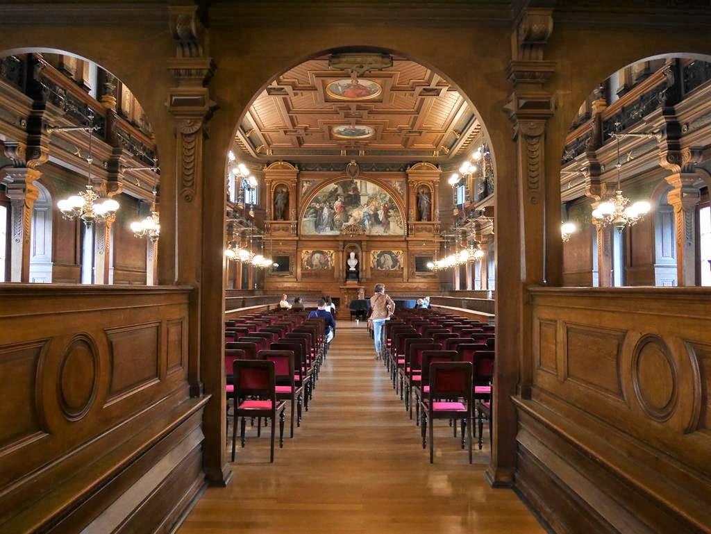 海德堡大學大禮堂