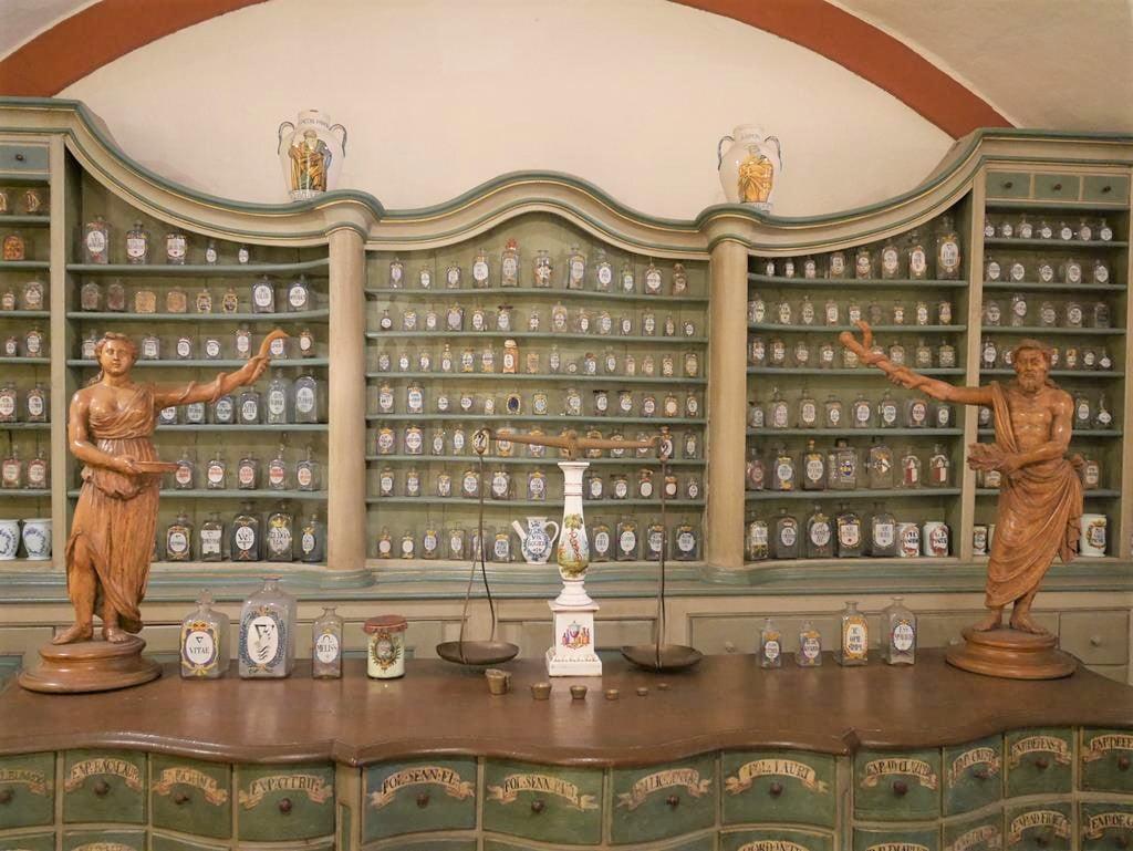 德國藥房博物館