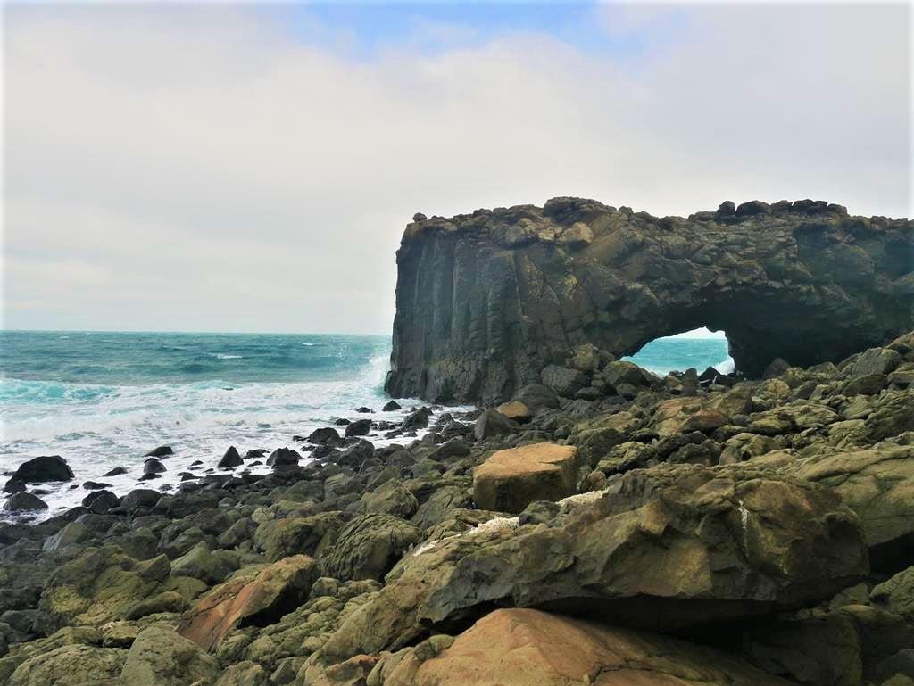 澎湖自由行鯨魚洞