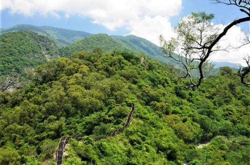 茂林景點小長城木棧步道