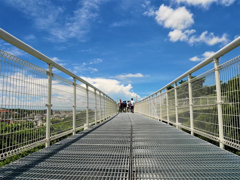 彰化市景點八卦山天空步道