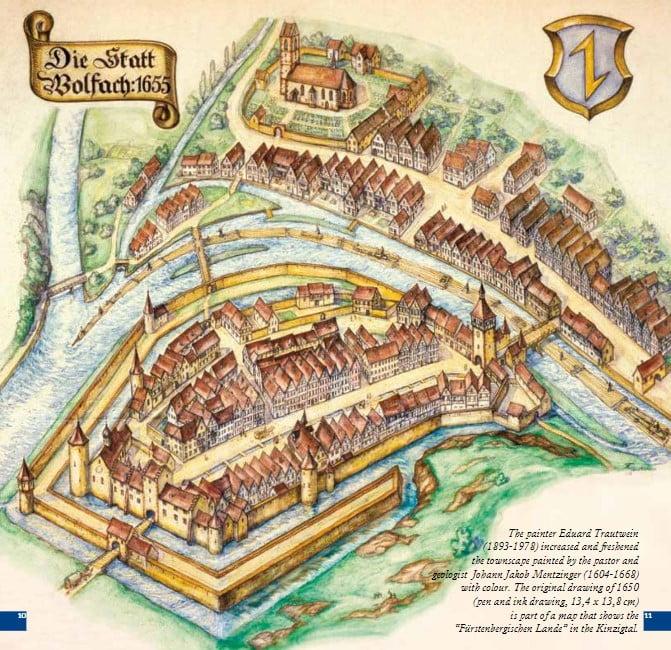 沃爾法中世紀地圖
