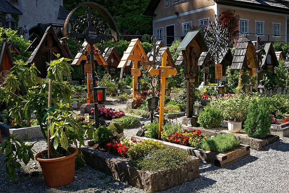 哈爾施塔特公墓