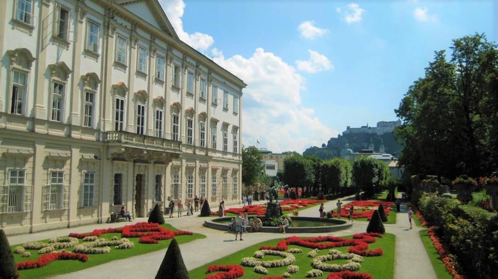 米拉貝爾宮花園