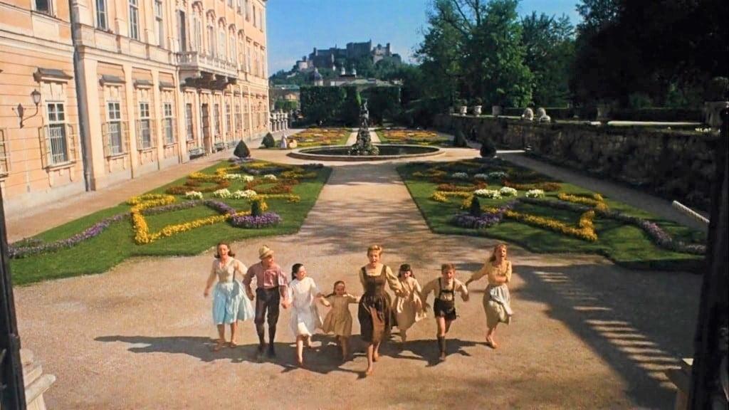 電影真善美於米拉貝爾宮拍攝