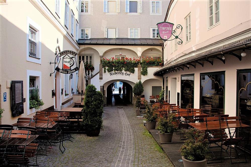 薩爾斯堡老城區
